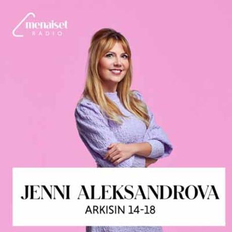 Me Naiset Radion Iltapäivä - Jenni Alexandrova